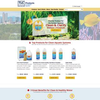 TLC Products Website