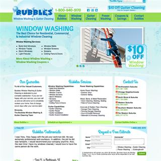 Bubbles - Website