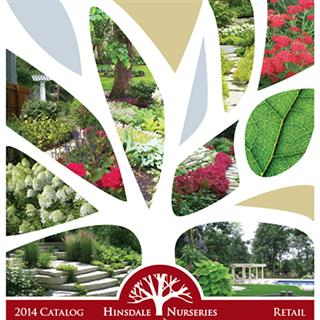 Hinsdale Nurseries - Catalog Cover