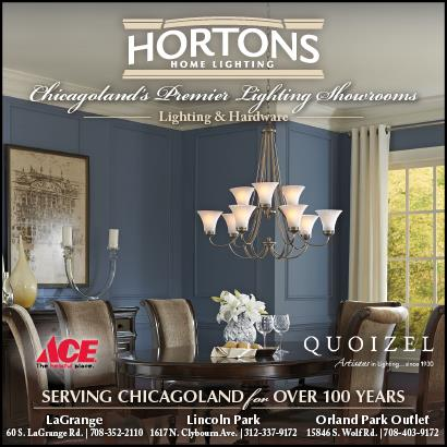 Hortons Home Lighting - Print Ad